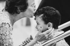 pajens e avós em casamentos