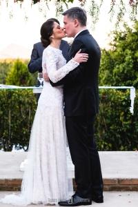 decoração de casamento rústico montanhas bonita flores e doces casamento