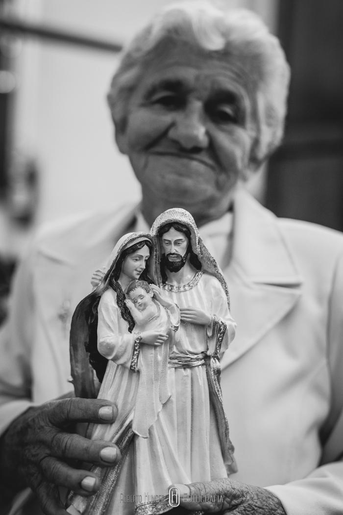 avó em casamento